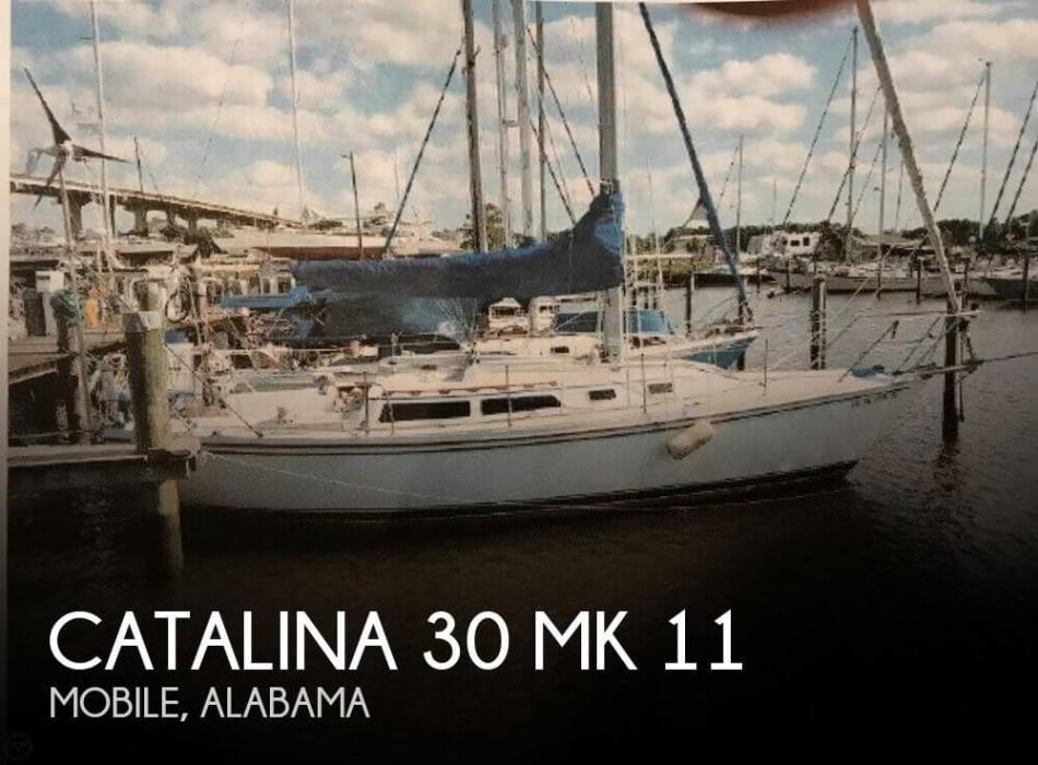 1987 Catalina 30 MK 11