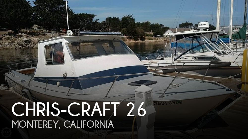 1967 Chris-Craft 26