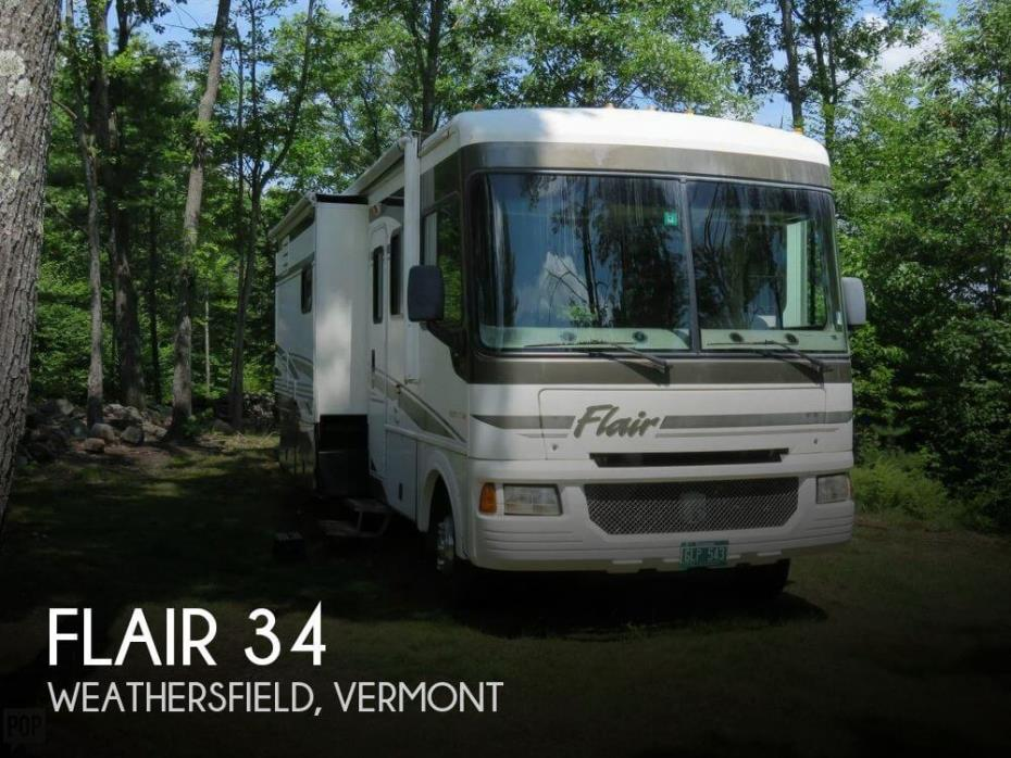 2004 Fleetwood Flair 34