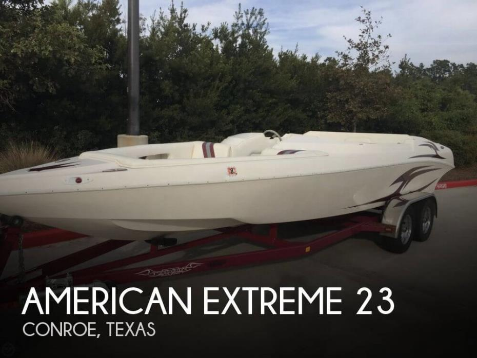 2004 American Extreme 23