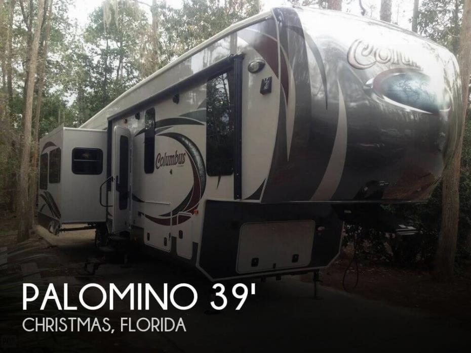 2014 Palomino Palomino Columbus 365RL