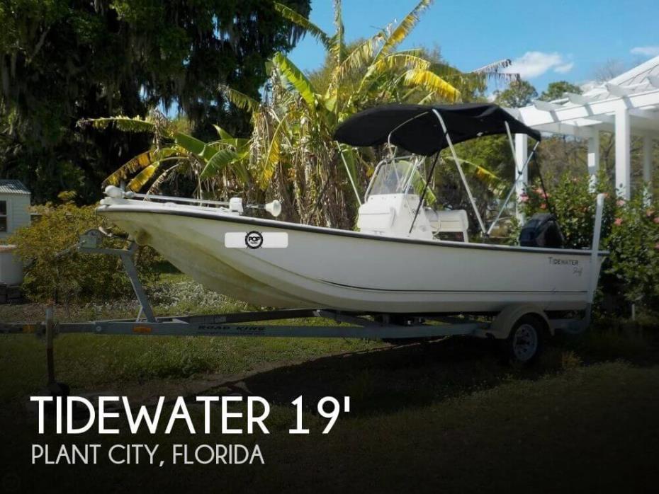 2009 Tidewater 1984 Skiff
