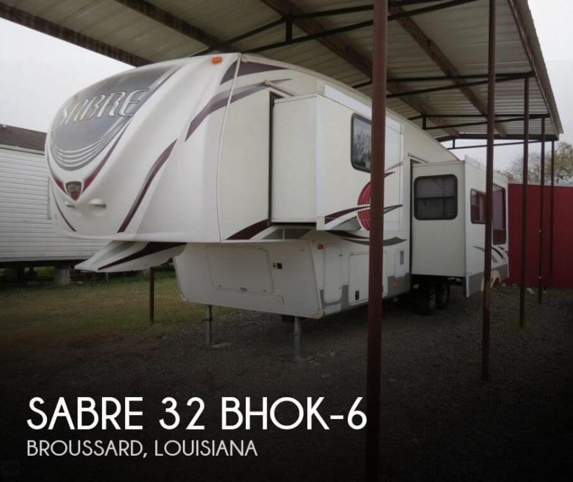 2012 Palomino Sabre 32 BHOK-6
