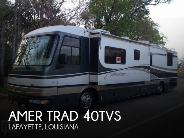 1998 American Coach American Tradition 40TVS