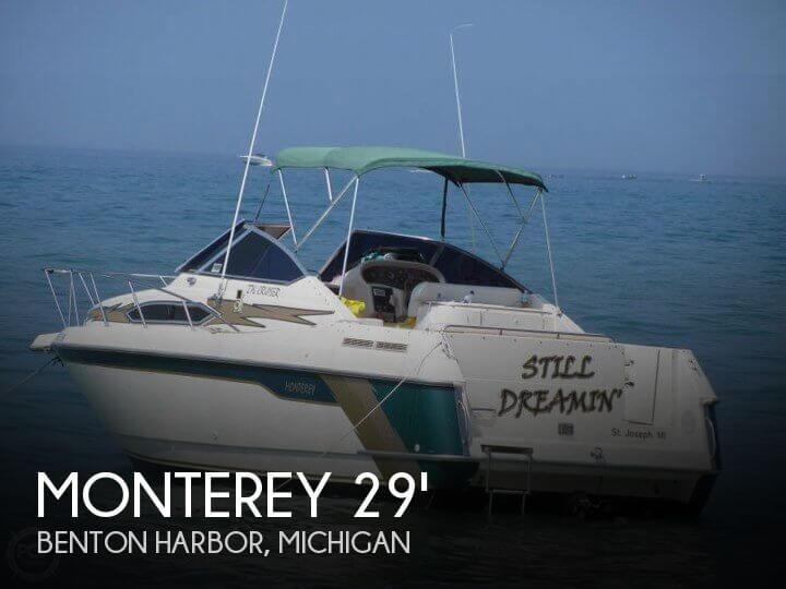 1996 Monterey Cruiser 276