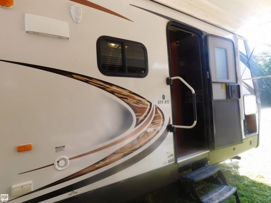 1999 Thor Motor Coach Four Winds 31S, 10