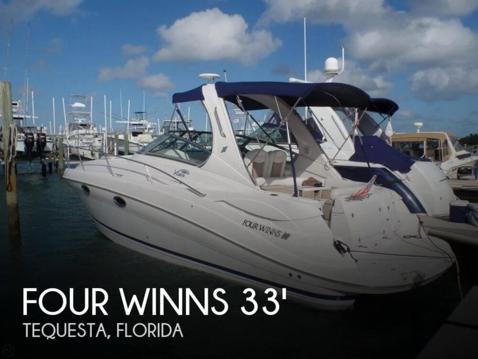 2006 Four Winns 318 Vista