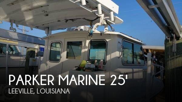 2015 Parker Marine 2520 XLD Sport Cabin
