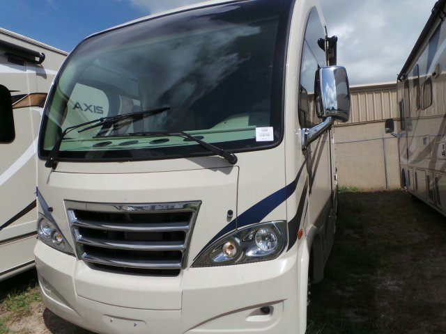 2017 THOR MOTOR COACH AXIS 24.1 TWIN BEDS CONVERT TO KING