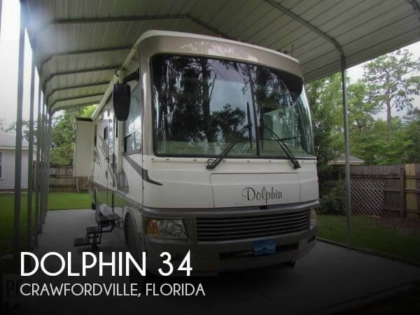 2006 National RV Dolphin 34