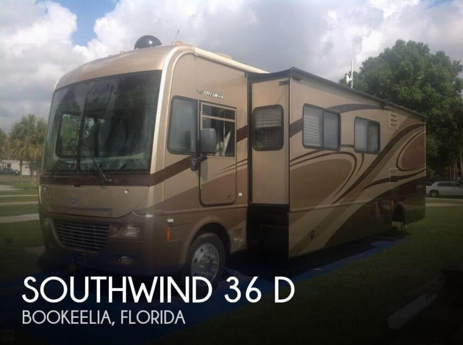 2008 Fleetwood Southwind 36 D