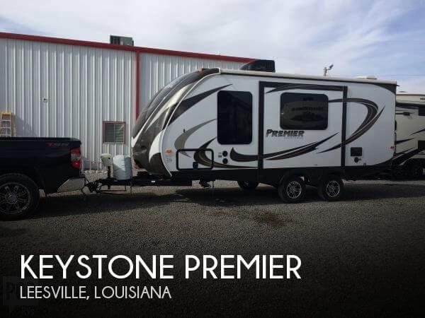 2015 Keystone Keystone Premier