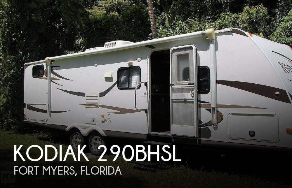 2012 Dutchmen Kodiak 290BHSL