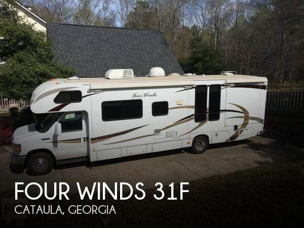 2012 Thor Motor Coach Four Winds 31F