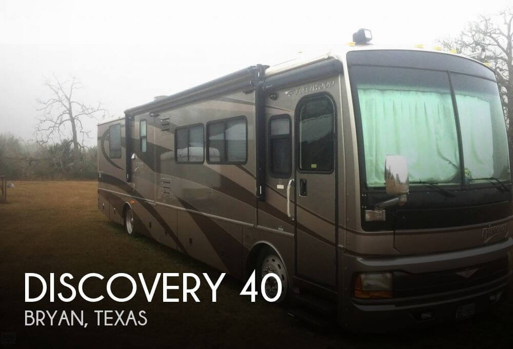 2005 Fleetwood Discovery 40