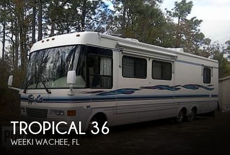 1998 National RV Tropical 36