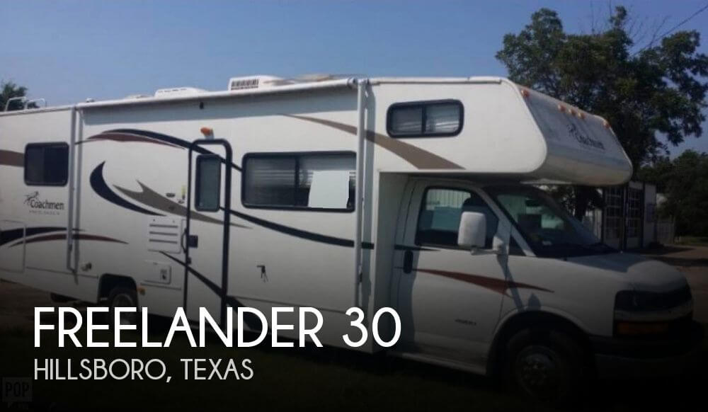2013 Coachmen Freelander 30