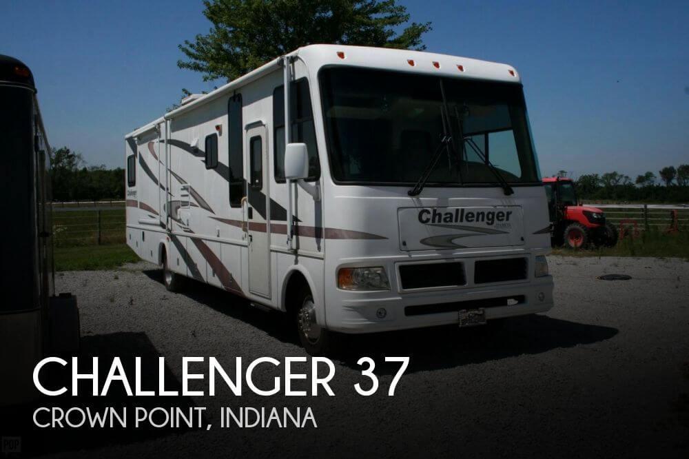 2007 Damon Challenger 37