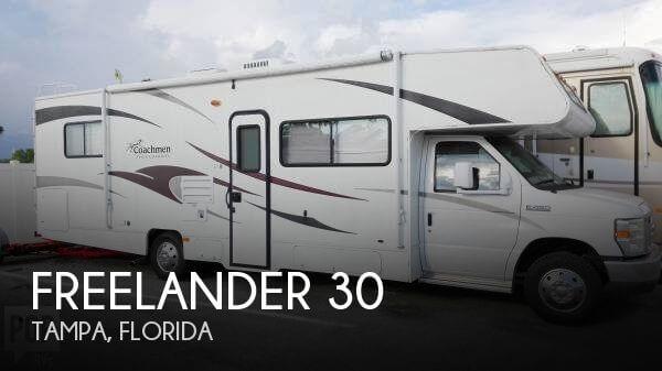 2010 Coachmen Freelander 30