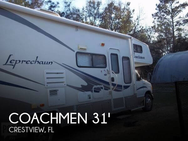 2004 Coachmen Coachmen Leprechaun 317KS
