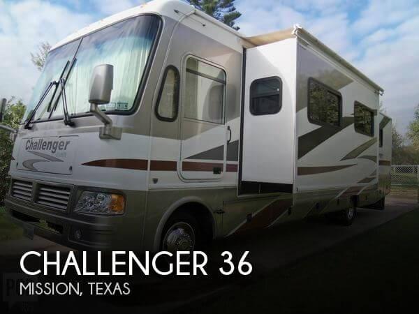 2007 Damon Challenger 36