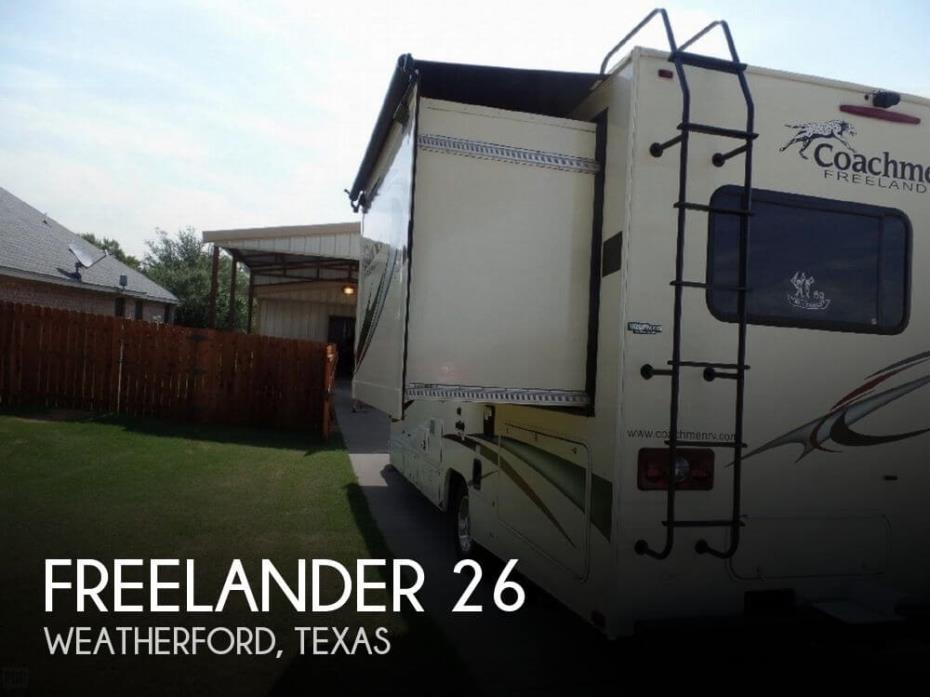 2015 Coachmen Freelander 26