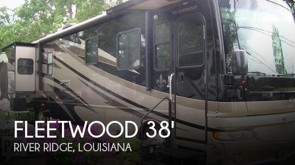 2008 Fleetwood Fleetwood Expedition 38 V