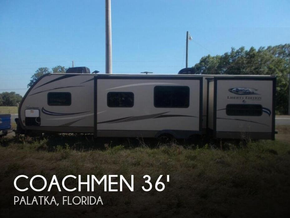 2016 Coachmen Coachmen Freedom Express Liberty Edition 320BHDS