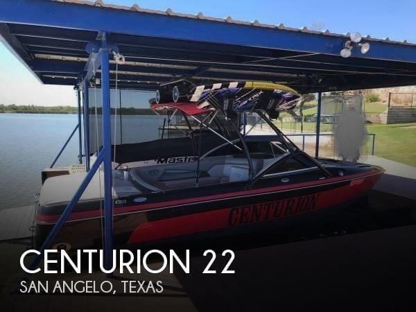 2005 Centurion 22