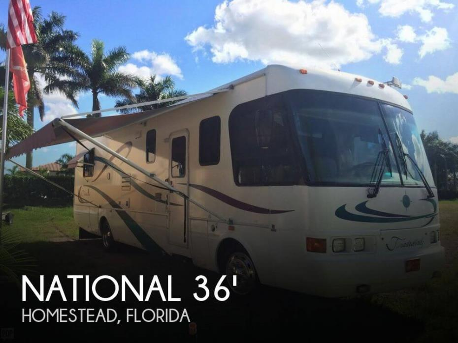 2000 National RV National Tradewinds 7370