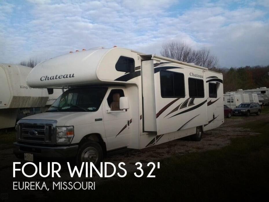 2011 Thor Motor Coach Four Winds Chateau 31K