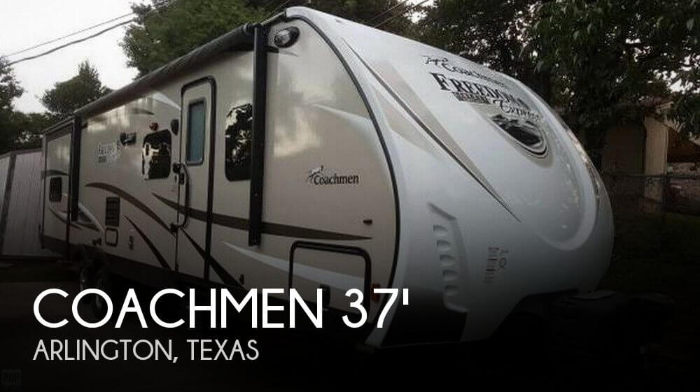 2016 Coachmen Coachmen Freedom Express 37