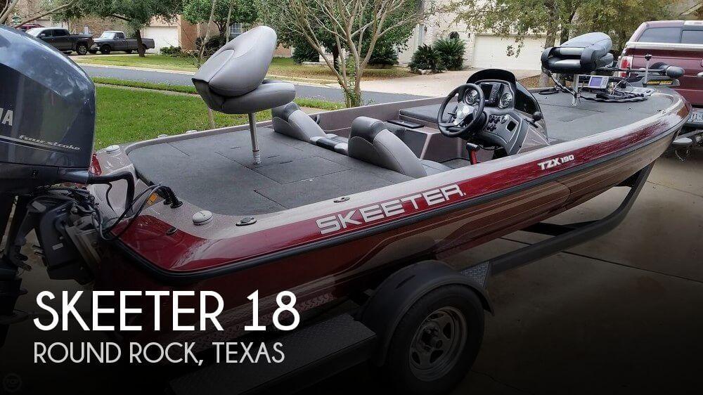 2013 Skeeter 18