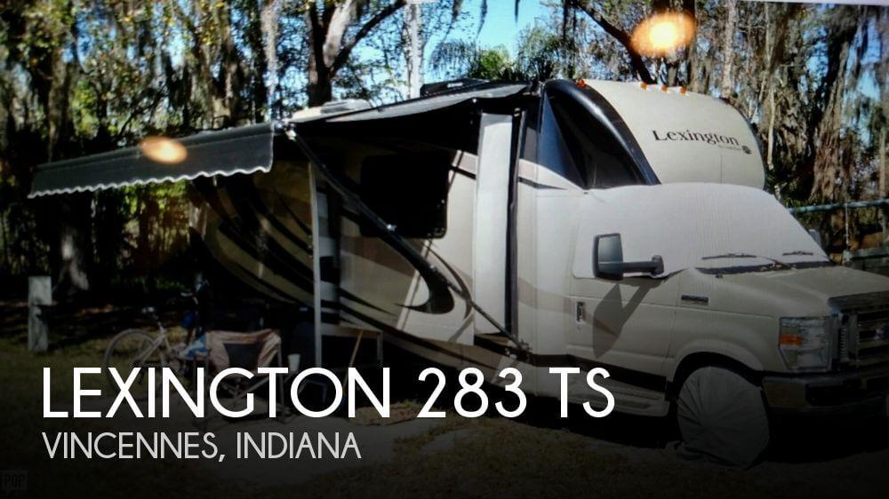 2012 Forest River Lexington GTS 283 TS