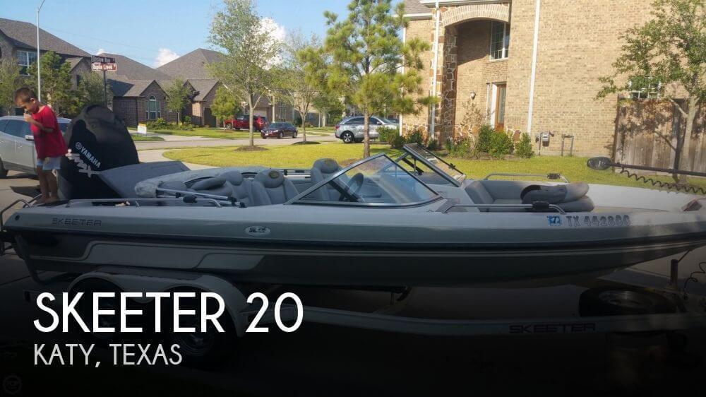 2007 Skeeter 20
