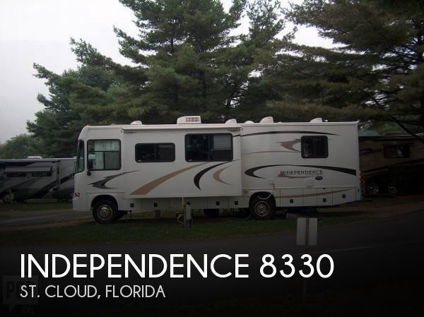 2006 Gulf Stream Independence 8330