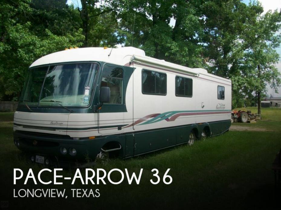 1997 Fleetwood Pace-Arrow 36