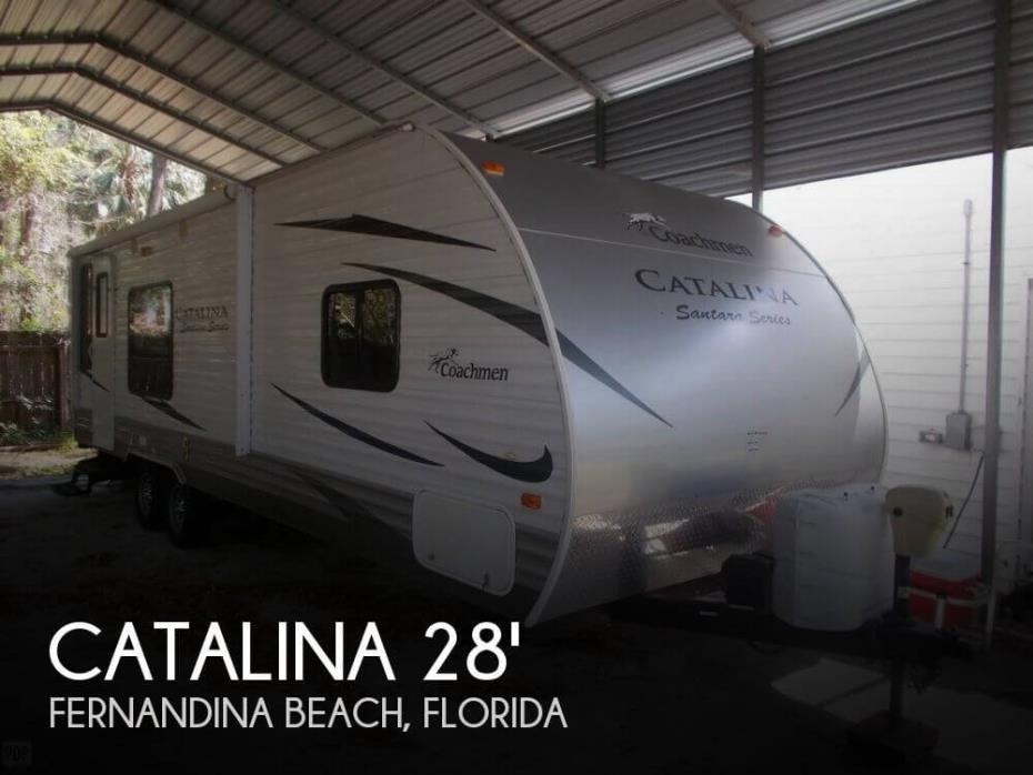 2013 Coachmen Catalina Santara 262RLS