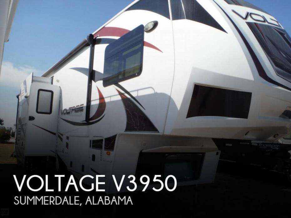2013 Dutchmen Voltage V3950
