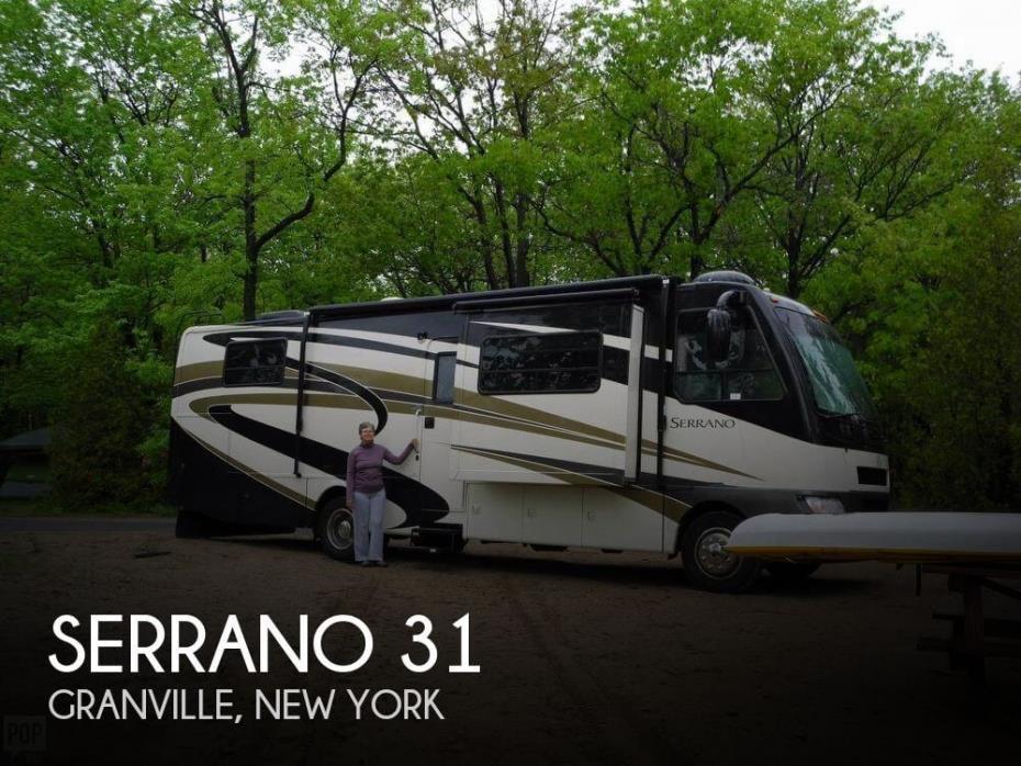 2010 Thor Motor Coach Serrano 31