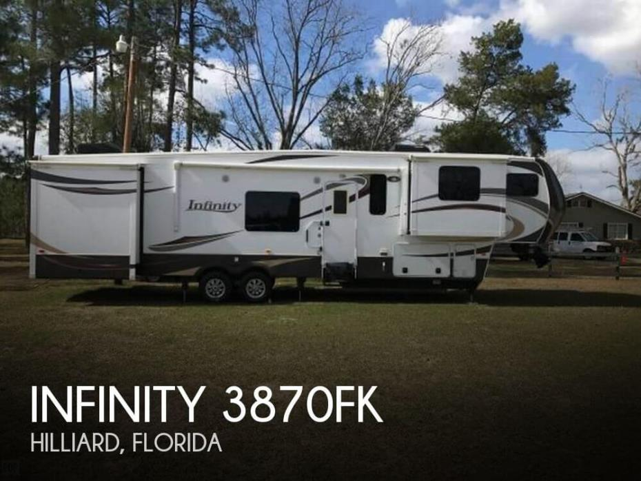 2013 Four Winds Infinity 3870FK
