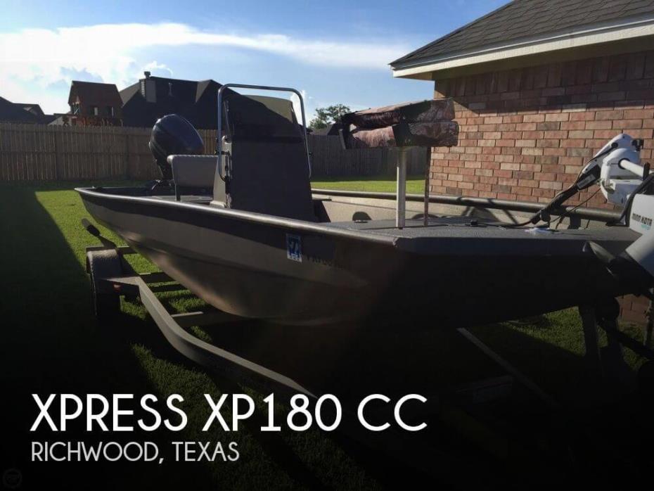 2015 Xpress XP180 CC