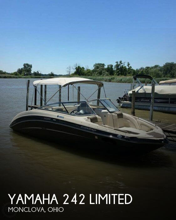 2014 Yamaha 242 Limited