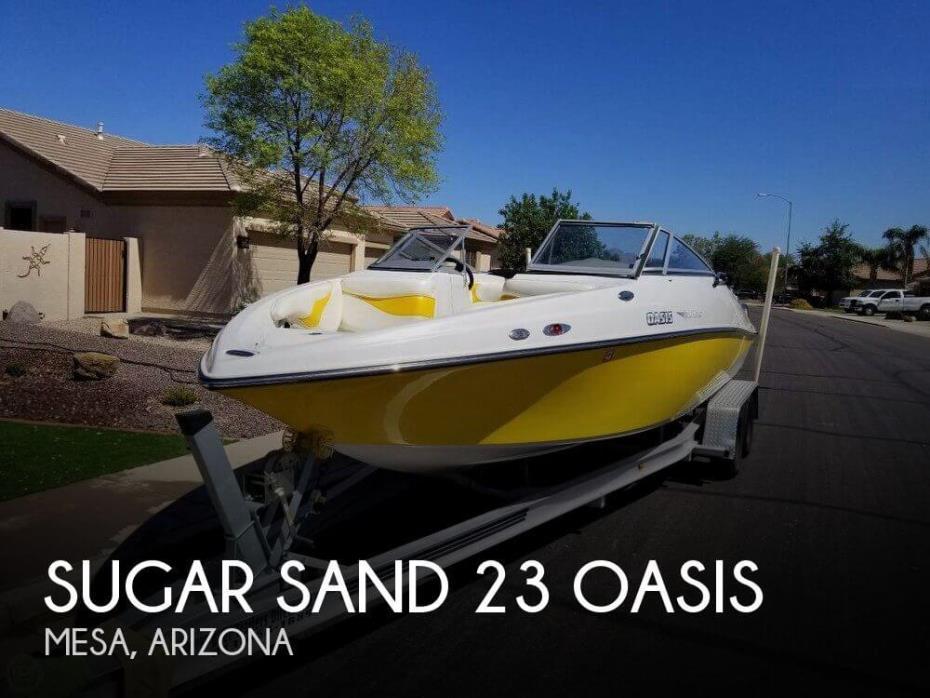 2008 Sugar Sand 23 Oasis