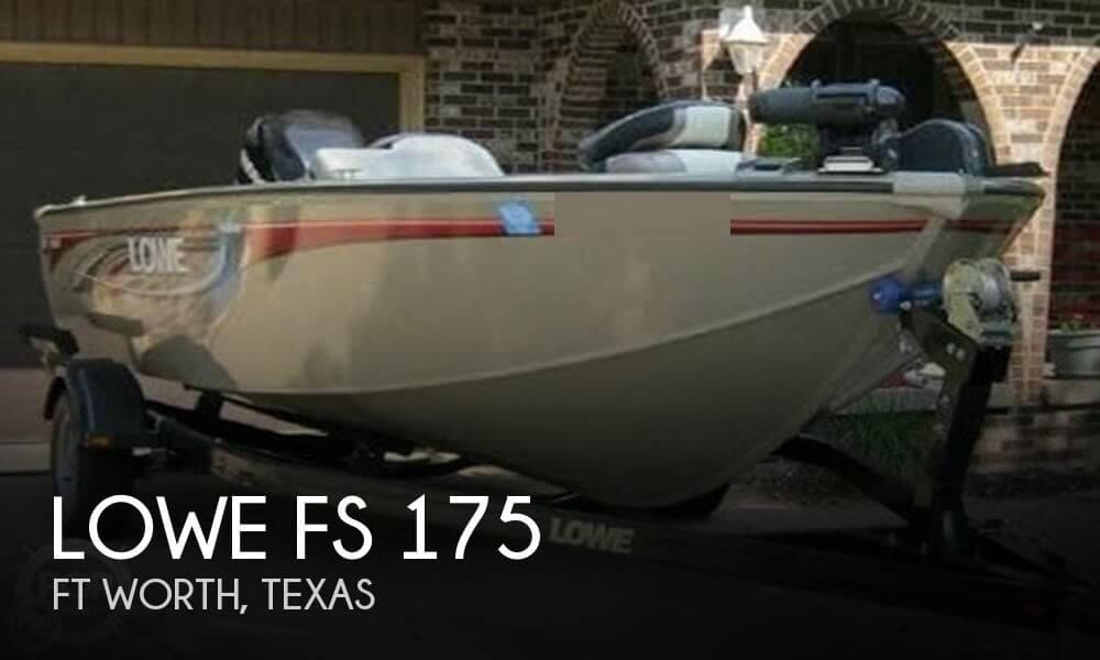 2008 Lowe FS 175