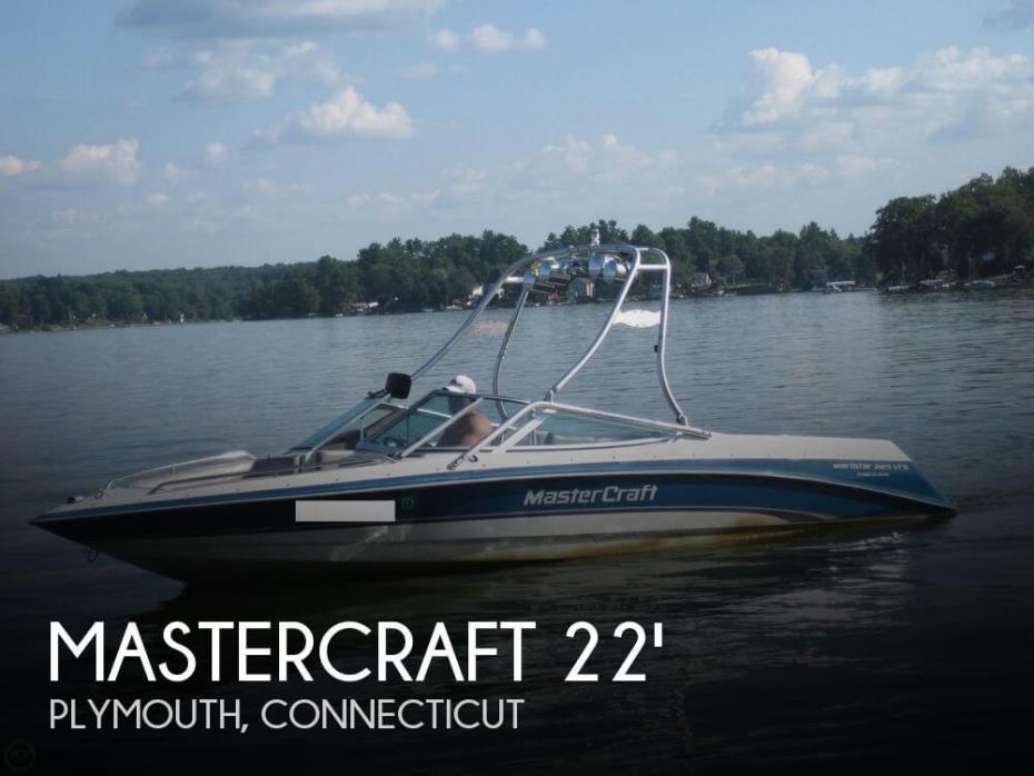 1994 Mastercraft Maristar VRS 225