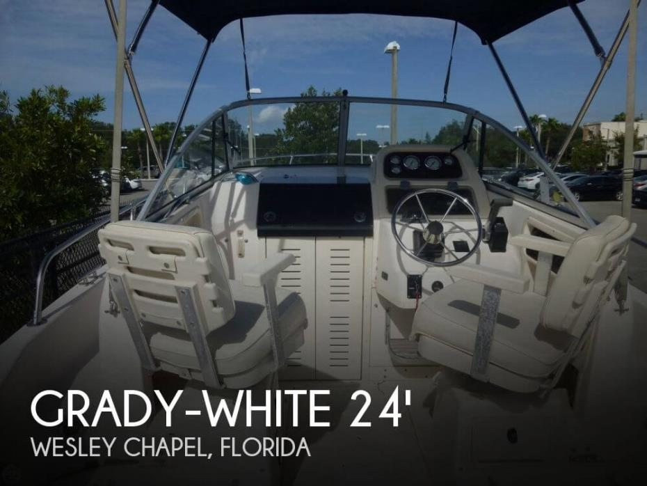 2000 Grady-White 248 Voyager