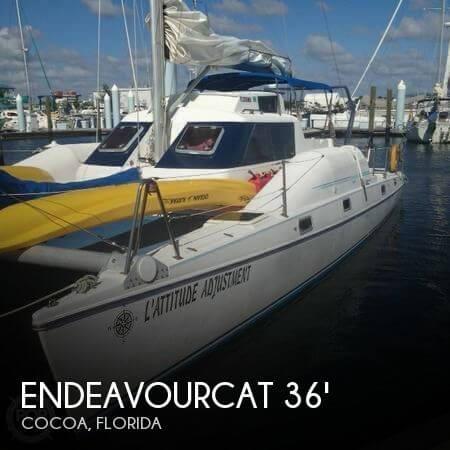 1995 Endeavourcat 36 Sport