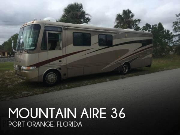 2003 Newmar Mountain Aire 36