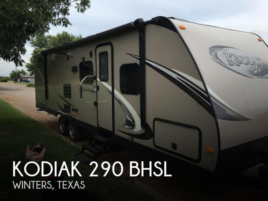 2014 Dutchmen Kodiak 290 BHSL